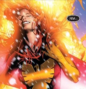 Jeaan Grey as Phoenix