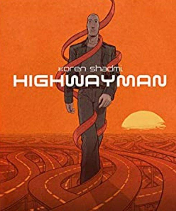 highwayman graphic novel