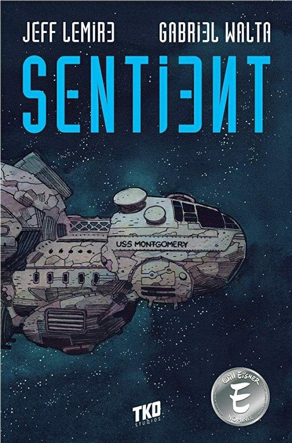 jeff lemire sentient graphic novel