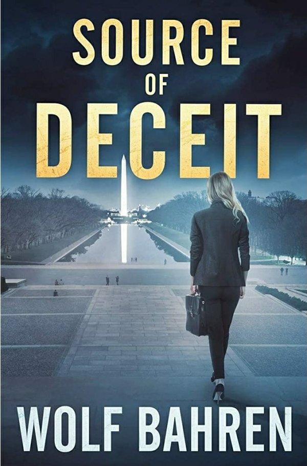 source of deceit thriller novel