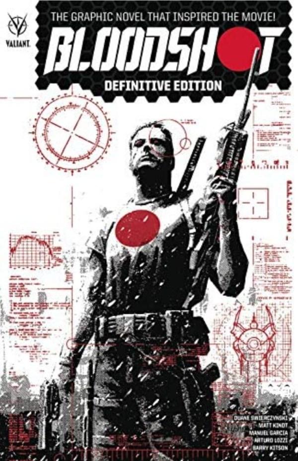 bloodshot definitive edition cover