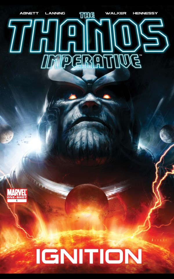 thanos imperative marvel cover