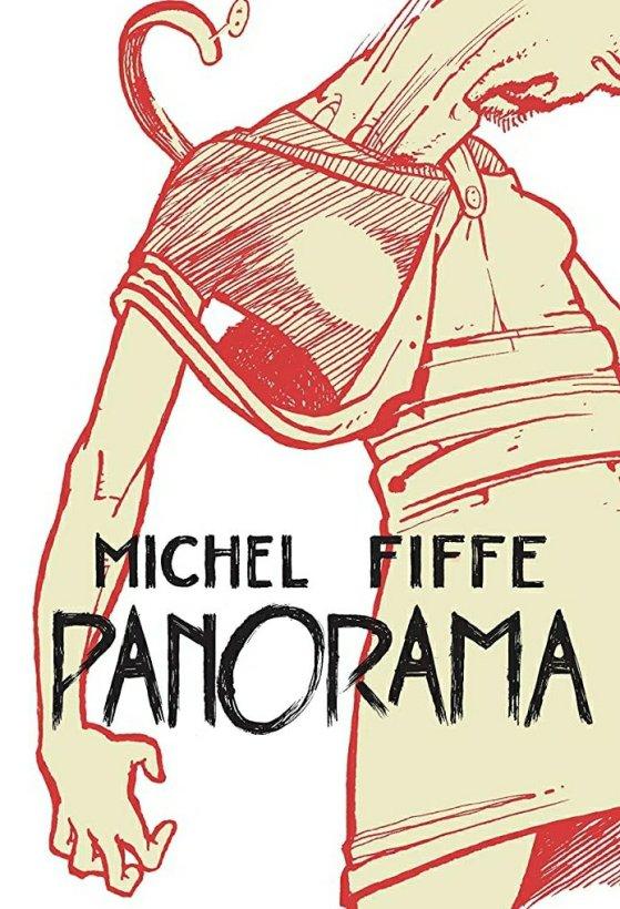 panorama body horror graphic novel
