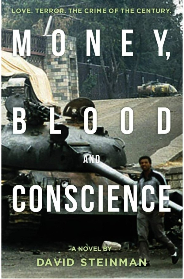 money, blood and conscience book