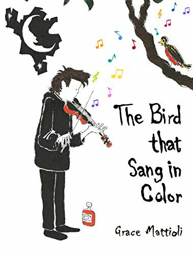 the bird that sang in color book
