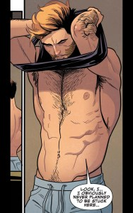 very sexy star lord peter quill