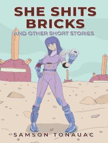 she shits bricks book cover