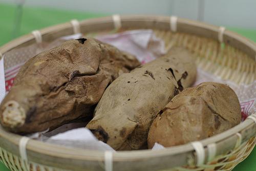 豪徳寺 焼き芋