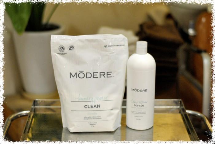 モデーアの洗剤・柔軟剤