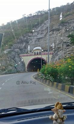 Jaipur finally - Ghat Ka Ghuni tunnel entrance