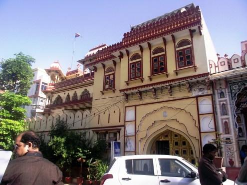 The Twin Hotels - Umaid Bhawan and Sajjan Niwas (Parking)