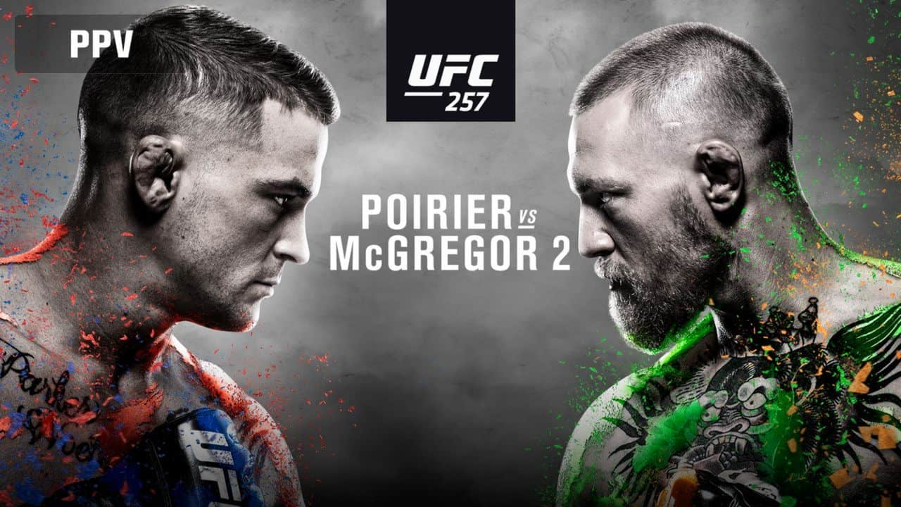 UFC 257 – The Intrigue of a Well Made Rematch