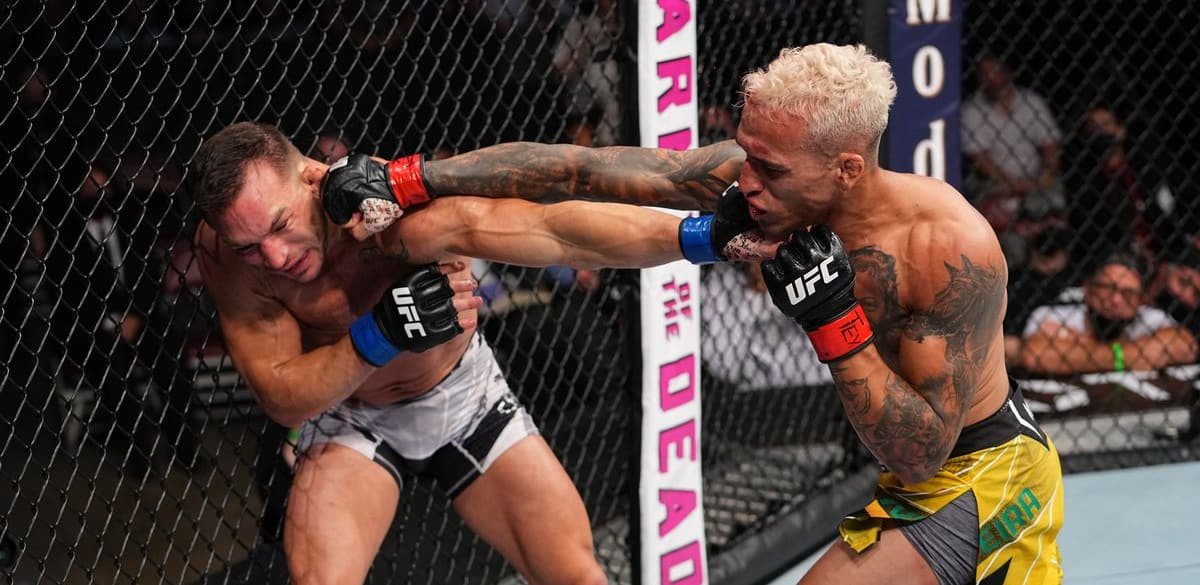 UFC 262 Results And The Retirement Home For washed-Up Fighters