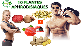 10 PLANTES APHRODISIAQUES