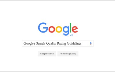 Google Search Quality Guidelines December 2019