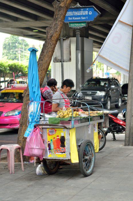 Nourriture de rue : on y mange très bien pour vraiment pas cher