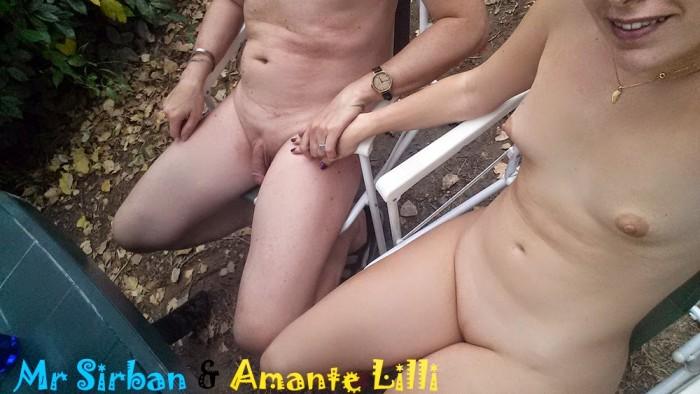 Amante Lilli, MrSirban, Cap d'Agde, libertin, libertine, coquin, coquine, amateur, amatrice, voyeur,