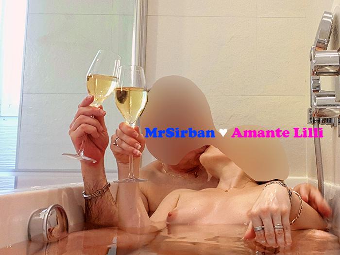 Bain erotique et sexy avec la boule de bain KamaSutra Sexplosion