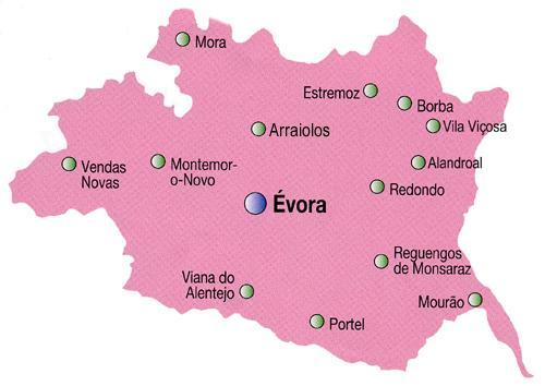 mapa de portugal vila viçosa VILA VIÇOSA – Amantes de Viagens mapa de portugal vila viçosa