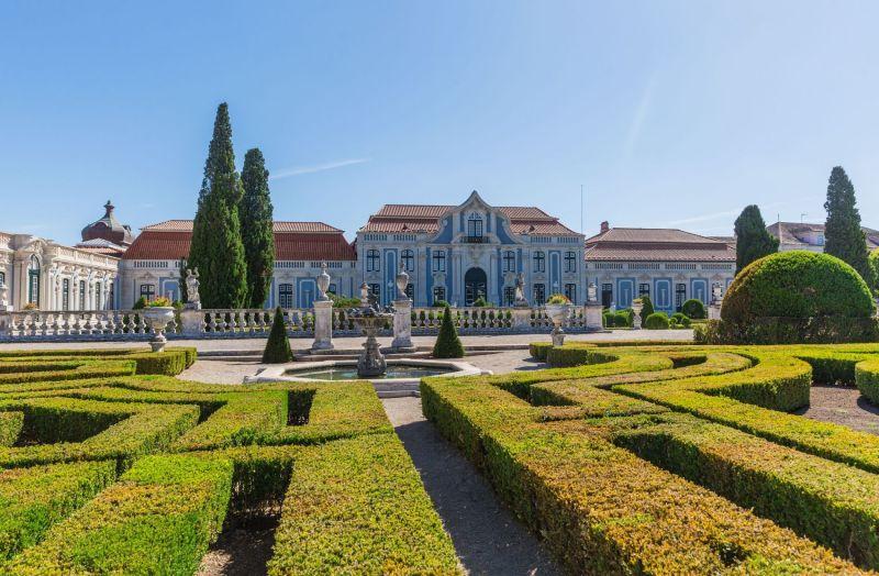 Queluz- Portugal