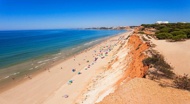 Praia Falesia- Albufeira