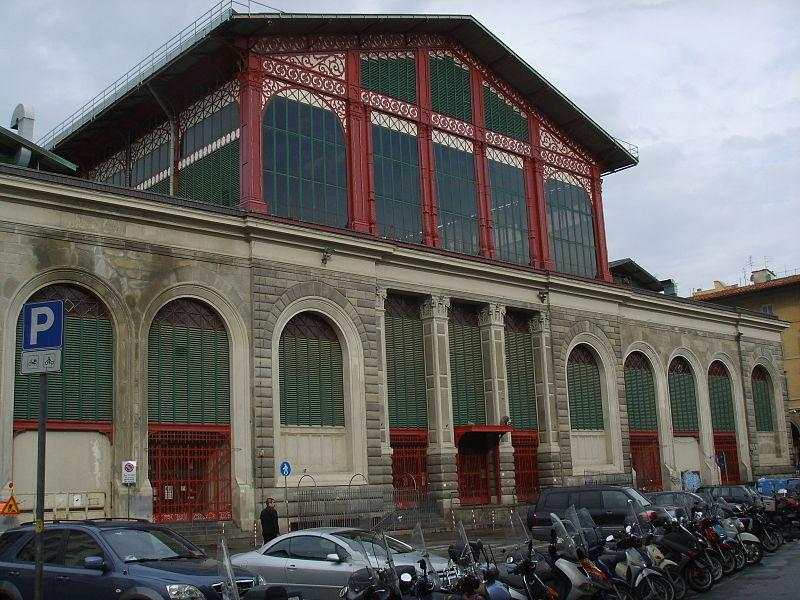 Florença (Il Mercato Centrale)