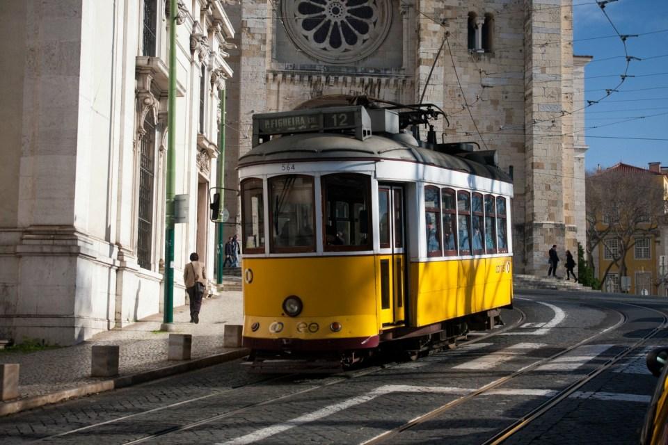 Roteiros turisticos Lisboa