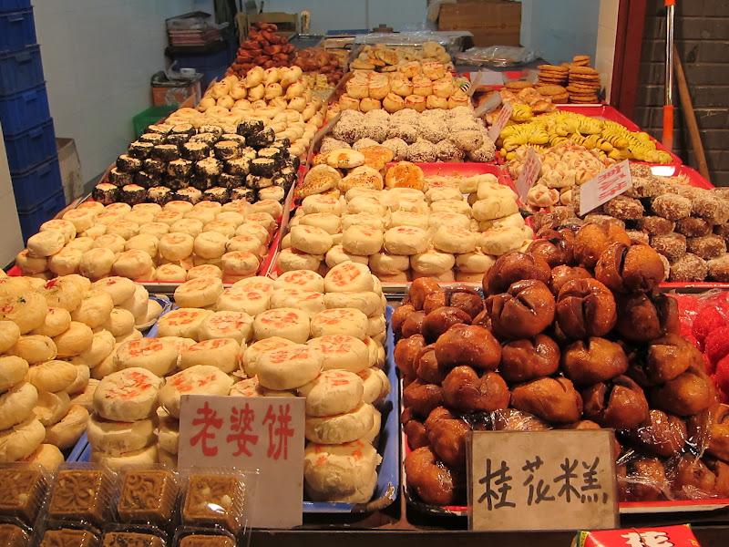 Xián - mercado muçulmano