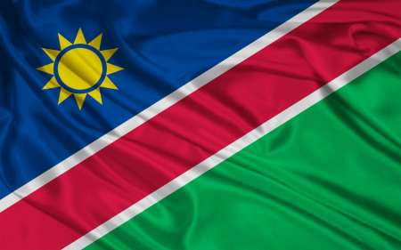 Bandeira da Namibia