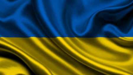 Bandeira da Ucrânia