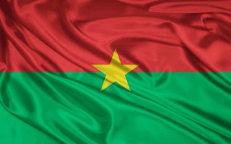 Bandeira do Burkina Faso