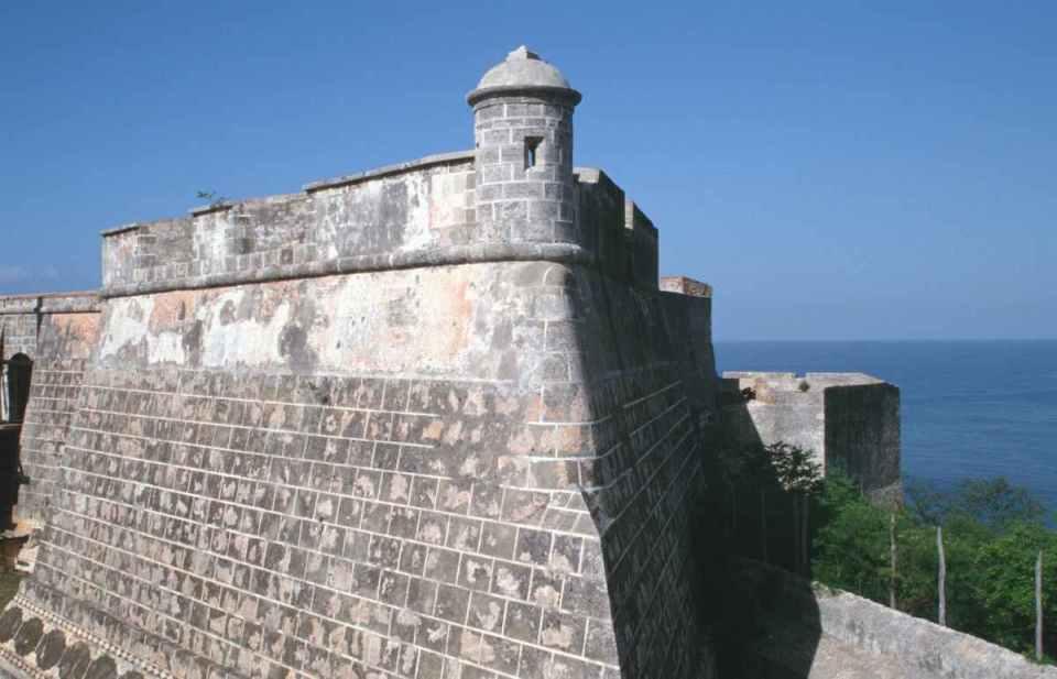 Castelo de San Pedro de la Roca