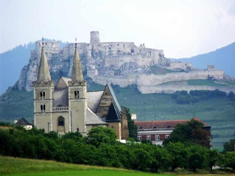 Castelo de Spisky Hrad