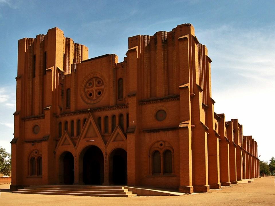 Catedral de Ouagadougou