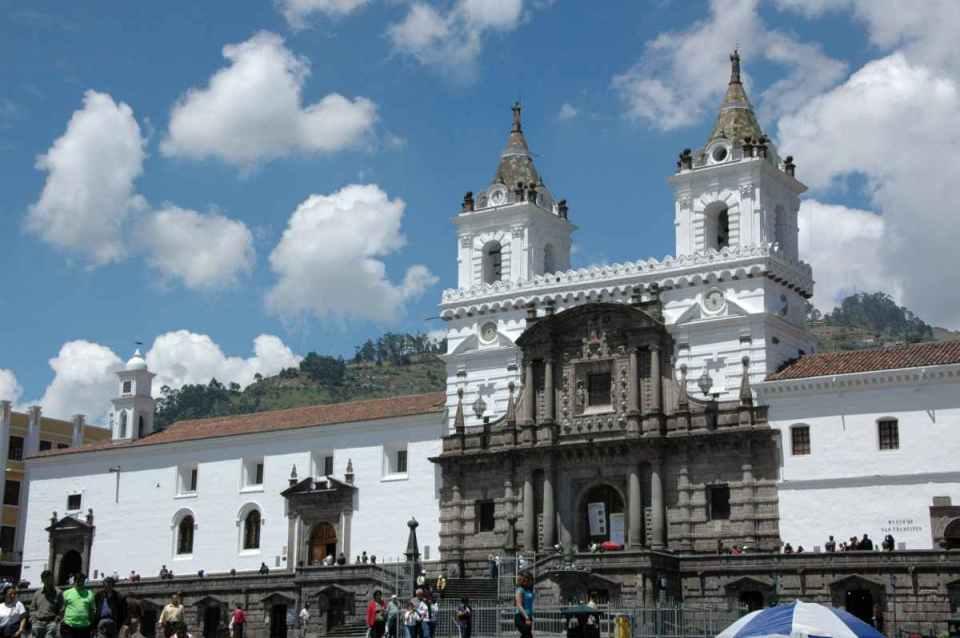 Convento de São Francisco - Quito