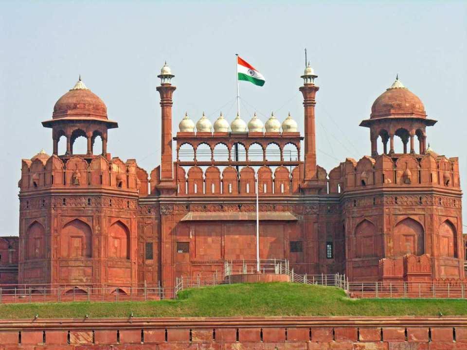 Forte Vermelho - Delhi