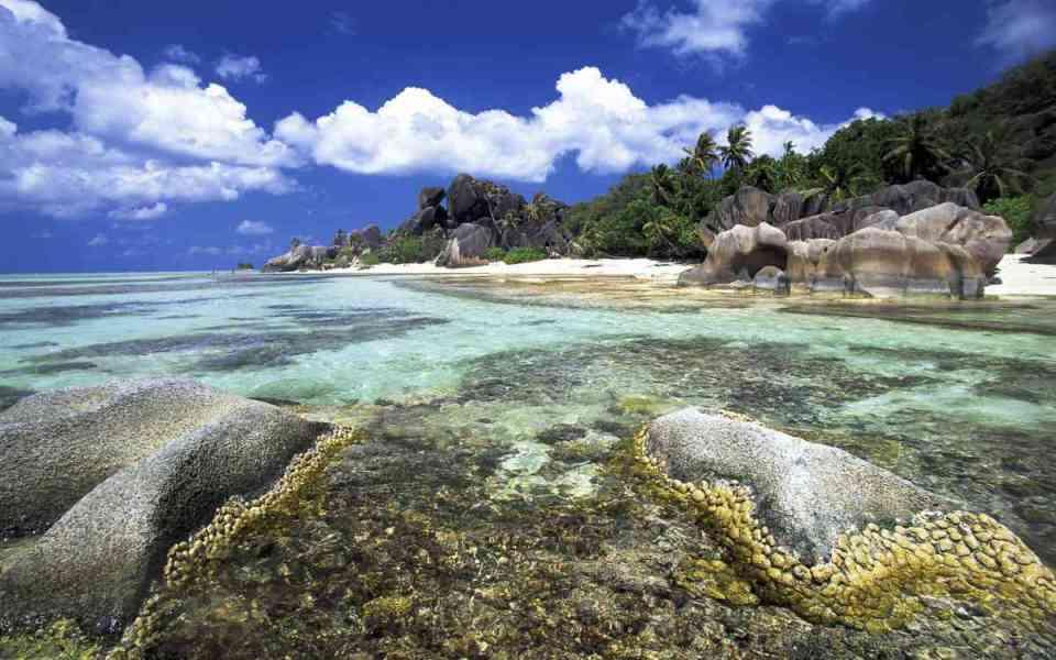 Ilha La Digue