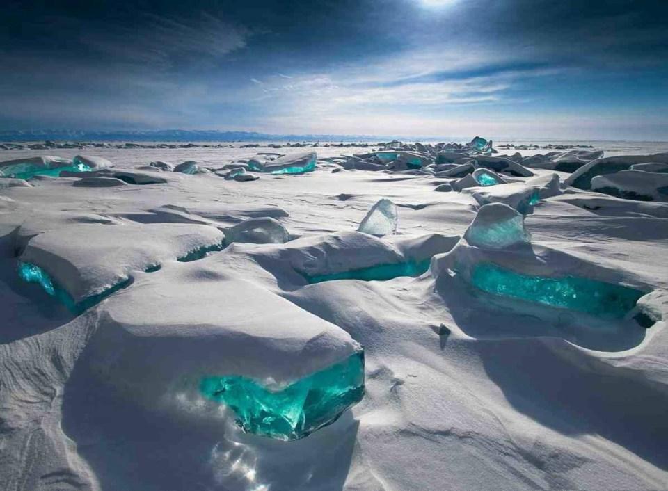 Lago Baikal - Siberia