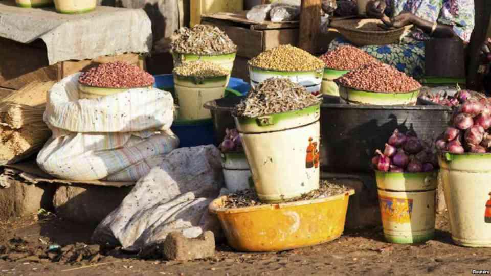 Mercado de Juba