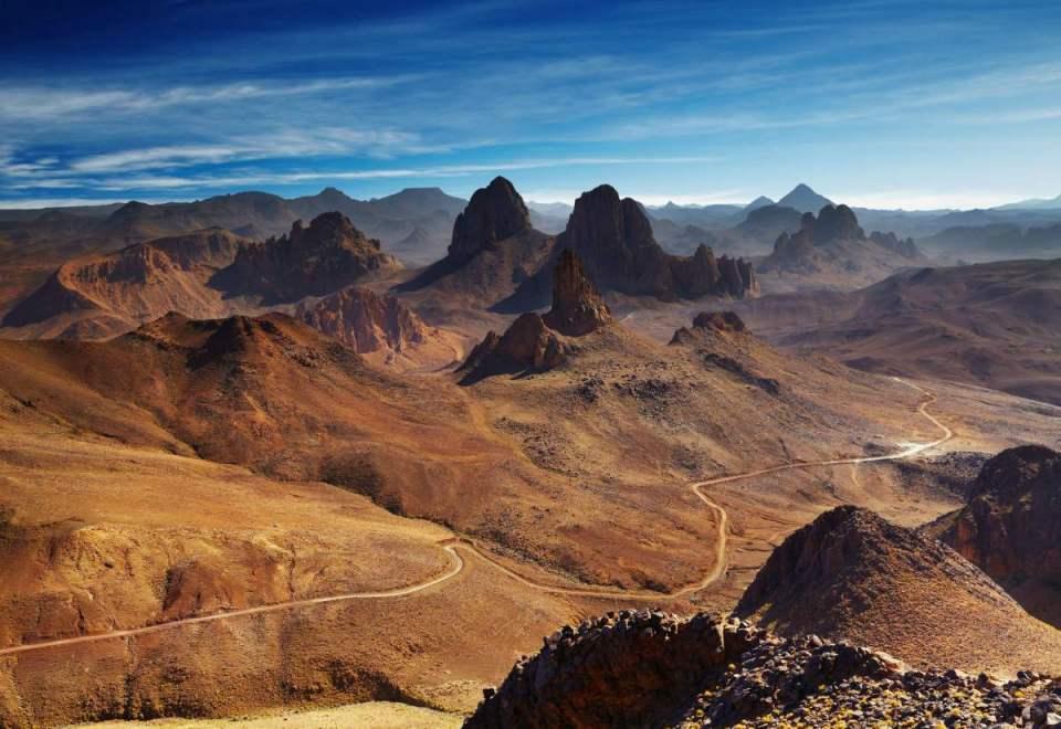 Montanhas de Hoggar