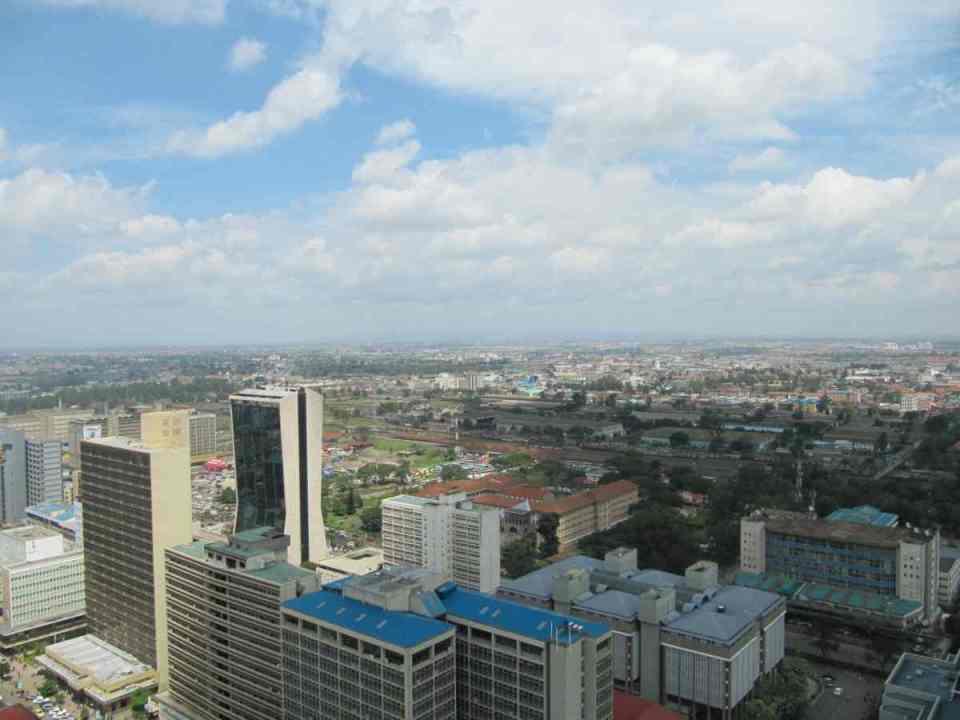Nairobi- Quénia