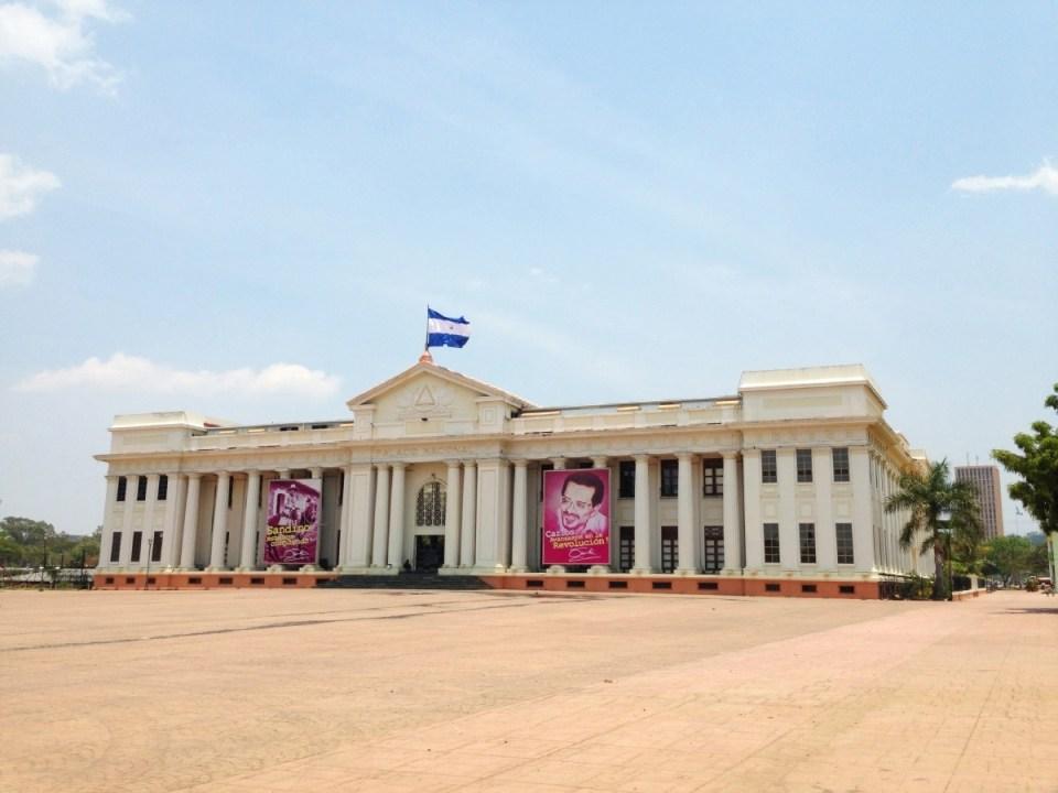 Palácio Nacional de Manágua