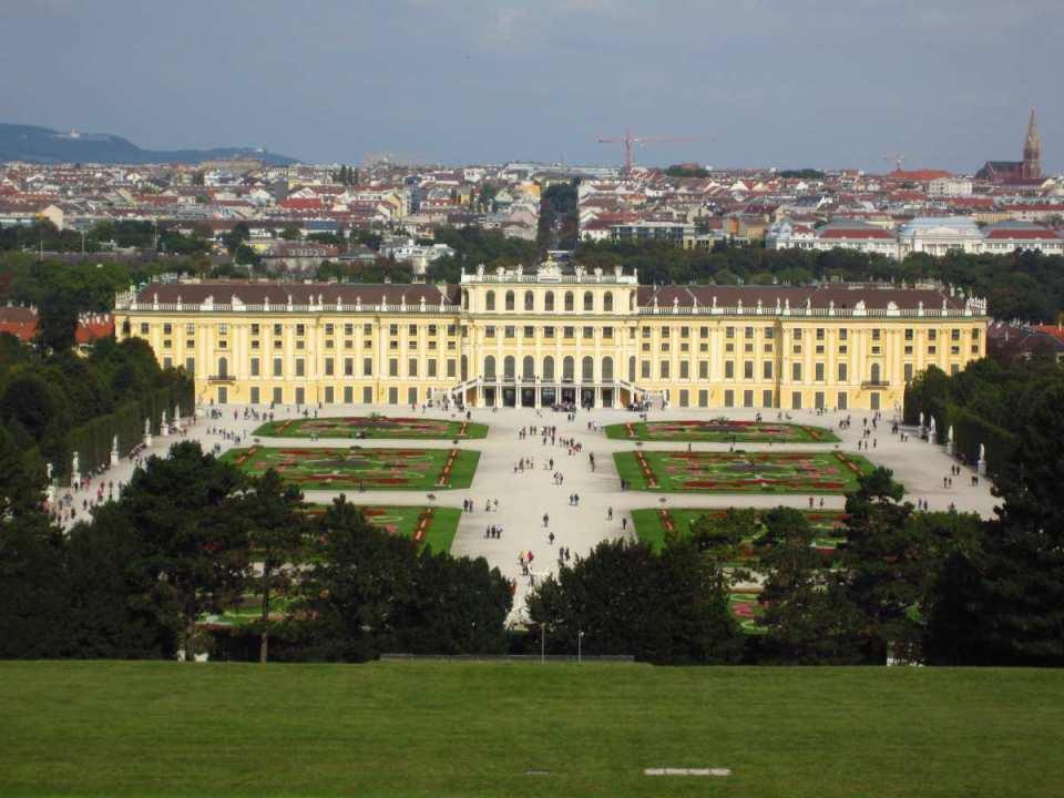Palace Schönbrunn - Vienna