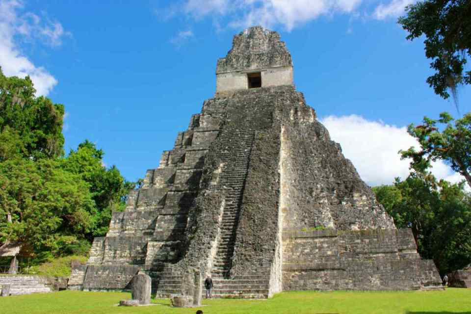 Parque Nacional de Tikal