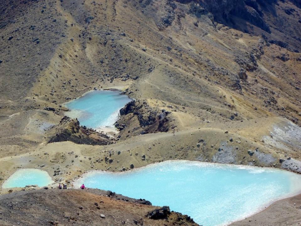 Parque Nacional de Tongariro- Nova Zelândia