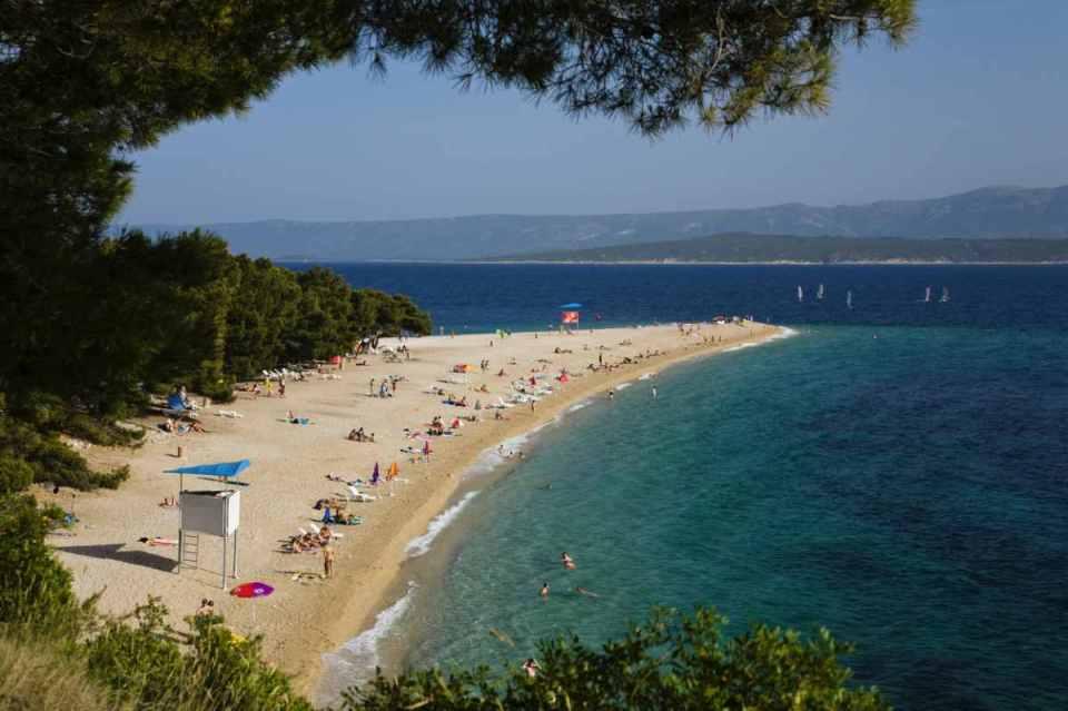 Praia da Croácia