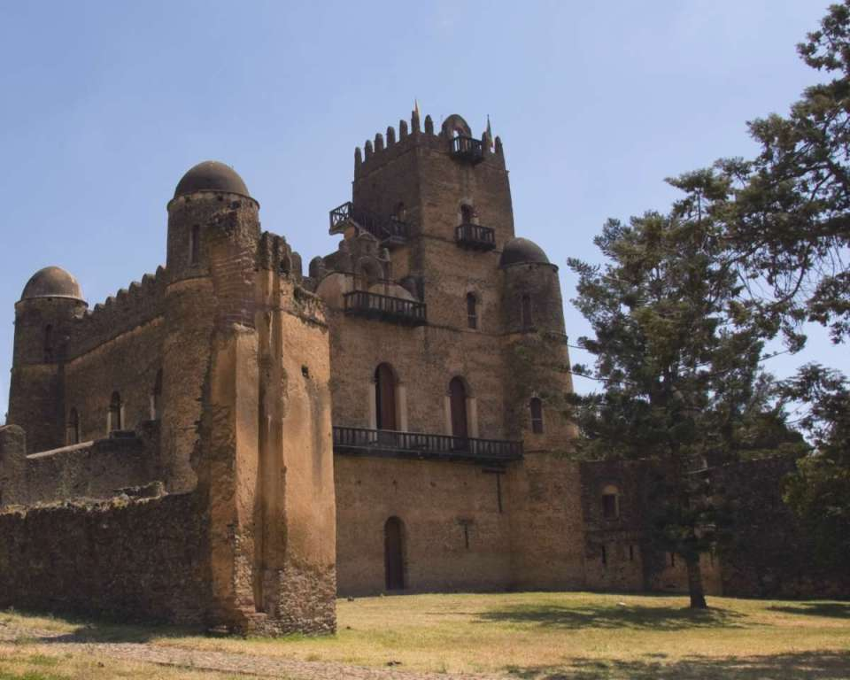 Ruínas de Gondar