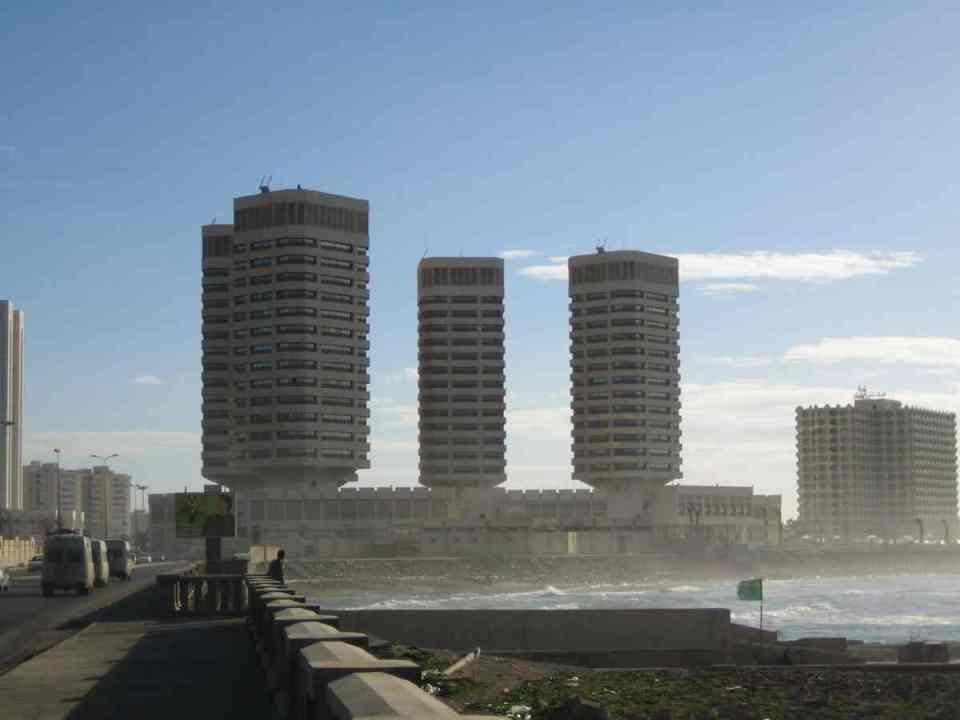 Torres de Tripoli