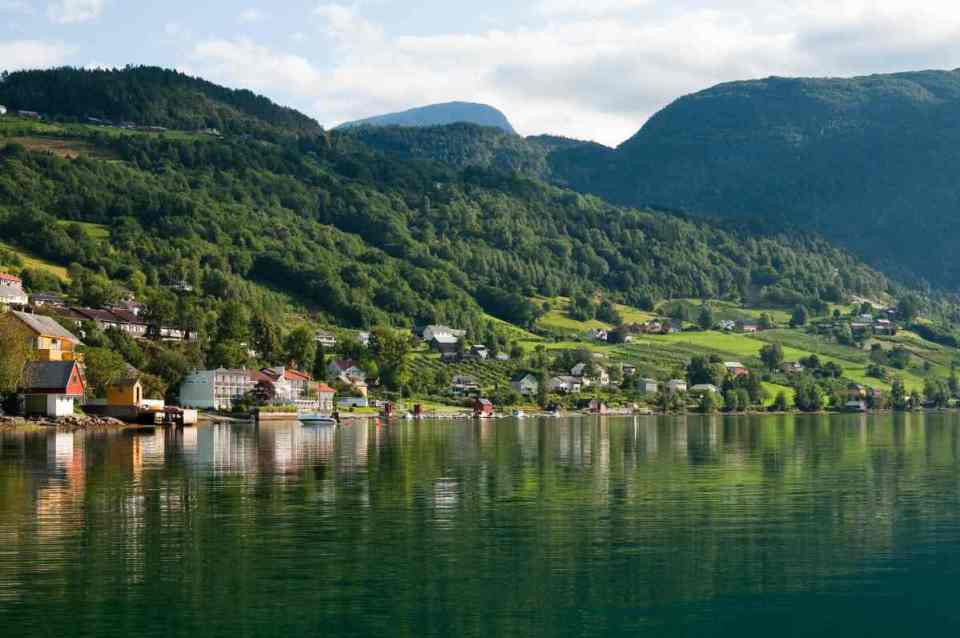 Ulvik-Noruega