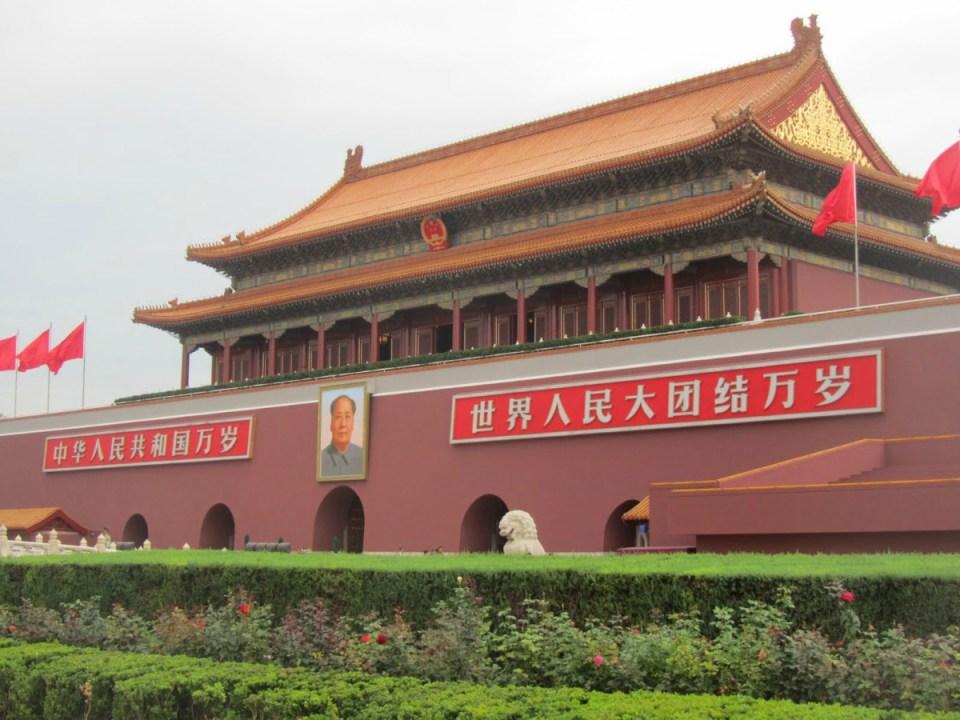 Cidade proibida de Pequim - China